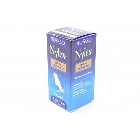 NYLEX Bande Extensible 7cm*4m