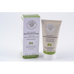 LAINO VISAGE Soin Hydratant Eclat protect Anti-Age Texture enrichie Peaux très sèches Tube de 50ml