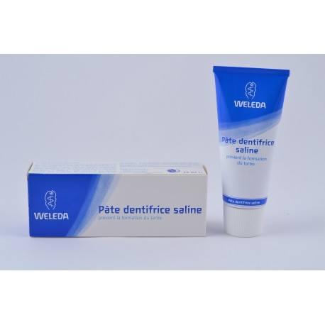 WELEDA SOINS BUCCO-DENTAIRE Pâte dentifrice saline Tube de 75 ml