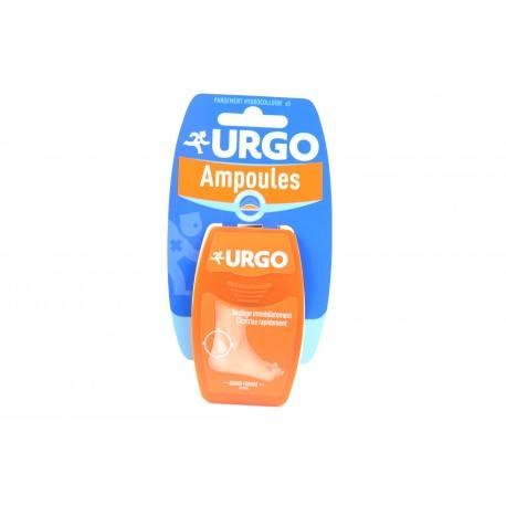 URGO Ampoules grand format Talon boite de 5
