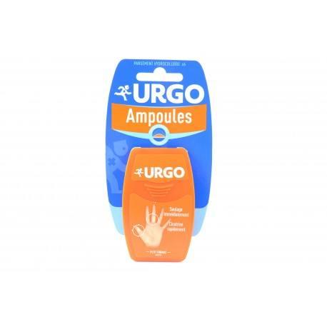 URGO Ampoules Petit Format Boite de 6.