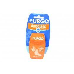 URGO Ampoules Pansements assortis Boite de 6