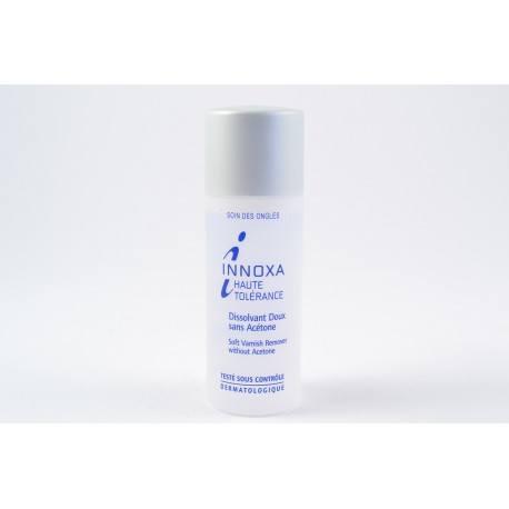 INNOXA Dissolvant Doux Sans Acétone Haute Tolérance Flacon de 100 ml