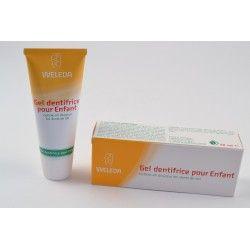 WELEDA Gel dentifrice pour enfants Tube de 50 ml