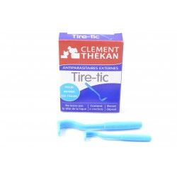 CLEMENT THEKAN Tire-tic X 2 crochets