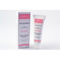 URIAGE Toléderm Crème Hydra-apaisante hypoallergéniques tube de 50 ml