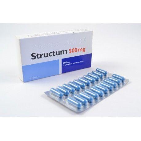 STRUCTUM 500 mg Boite de 60 gélules