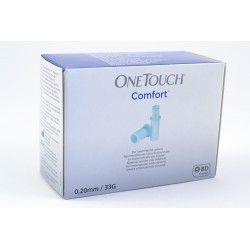ONE TOUCH Comfort Lancettes 0.20 mm Boite de 200