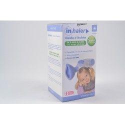 INHALER Chanbre d'inhalation Enfants de 9 mois à 6 ans