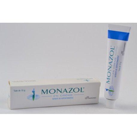 MONAZOL 2 % Crème Tube de 15 g