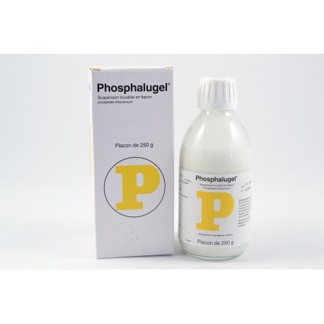 PHOSPHALUGEL Solution buvable Flacon de 250 g