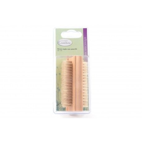 Soin spécifique : Brosse ongles en soie naturelle réf : 209