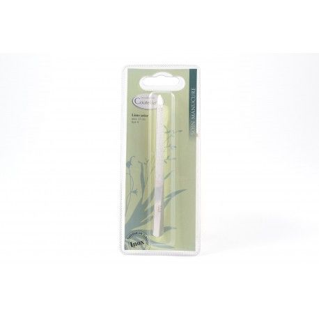 Soin manucure : Lime acier 12 cm réf : 9