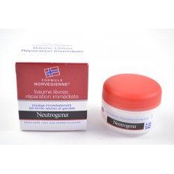 NEUTROGENA Baume lèvres réparation immédiate Pot de 15 ml