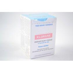 KLORANE Dermo Pain-creme peaux sèche offre duo