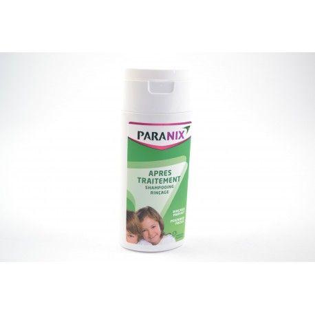 PARANIX Shampooing rinçage après traitement
