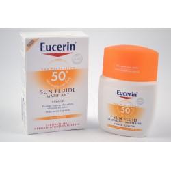 EUCERIN SUN 50+ Flde PN/Mx Fl/50ml