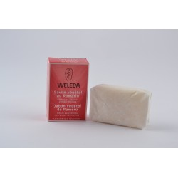 WELEDA Savon végétal tonique au Romarin Pain de 100g