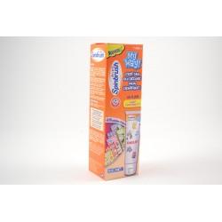 SPINBRUSH Kids Dentifrice au fluor goût Tutti Frutti Tube de 120 ml