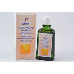 WELEDA SOINS CORPS Hle mass anti-verget 100ml