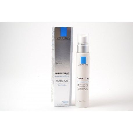 LA ROCHE POSAY Pigmentclar Serum anti-taches correcteur intensif tube de 30 ml