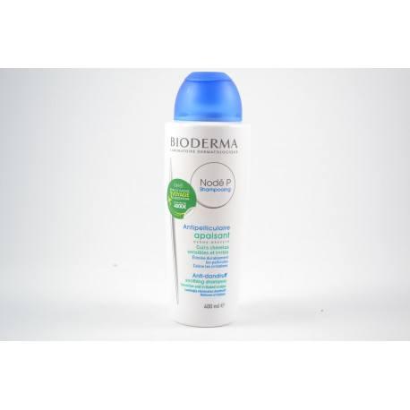BIODERMA NODE P Shampooing antipelliculaire Apaisant Flacon de 400 ml