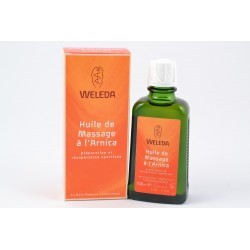 WELEDA SOINS CORPS Hle massage Arnica 100ml