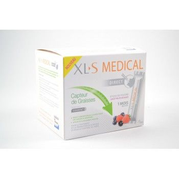 Xls medical capteur de graisses 90 sticks - Xls medical capteur de graisse prix ...