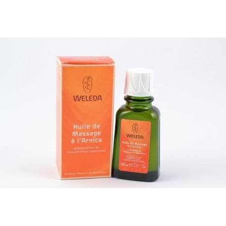 WELEDA SOINS CORPS Hle massage Arnica 50ml