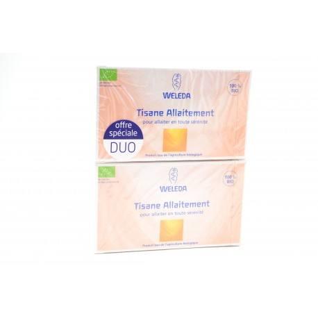 WELEDA Tisane d'allaitement Offre duo 2 boites de 20 sachets