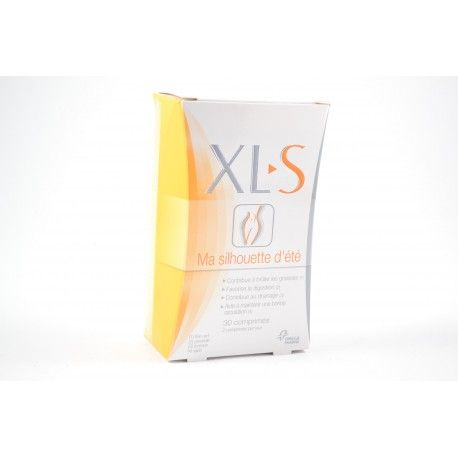 XL-S Ma silhouette d'été Boite de 30 comprimés