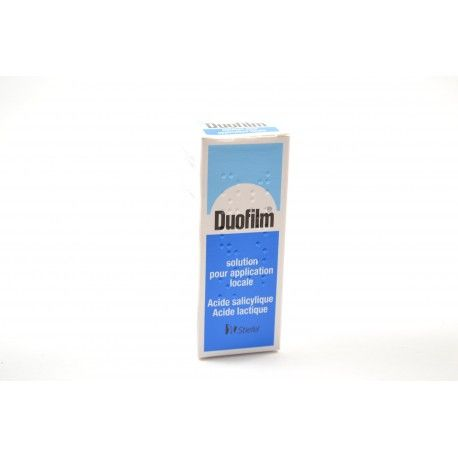 DUOFILM Solution pour application locale Flacon de 15 ml