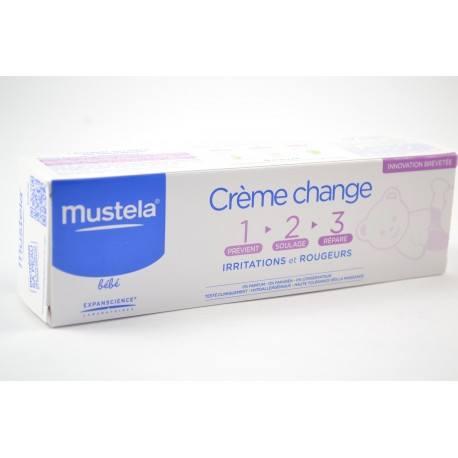 MUSTELA Crème pour le change 1-2-3 Tube de 100ml
