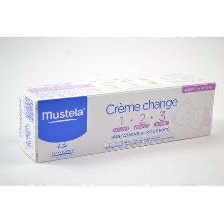 MUSTELA BEBE Crème de change Tube de 50 ml