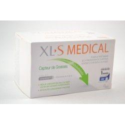 XL-S Medical Capteur de Graisses Boite de 180 comprimés