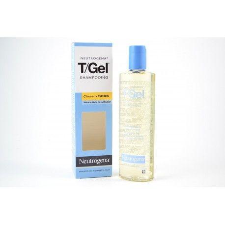 NEUTROGENA T/GEL Shampooing cheveux secs