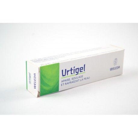WELEDA Urtigel Gel apaisant Tube de 25 g