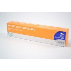 DICLOFENAC 1 % TEVA Entorses et contusions Tube de 50 g