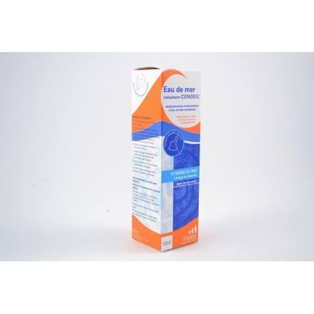EAU DE MER Rathiopharm Conseil Hygiène du nez Spray de 100 ml
