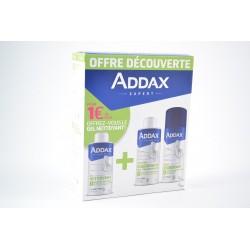 ADDAX Programme Anti-transpirant en 3 étapes