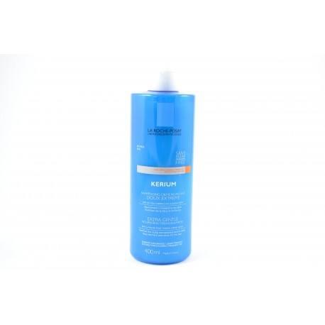 LA ROCHE POSAY Kerium Doux Extreme Shampooing-crème relipidant Flacon de 400 ml