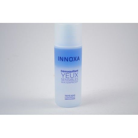 INNOXA Démaquillant Yeux sensibles Waterproof Flacon de 100 ml