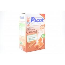 PICOT Mes céréales douceur de Caramel Dès 8 mois Boite de 400 g