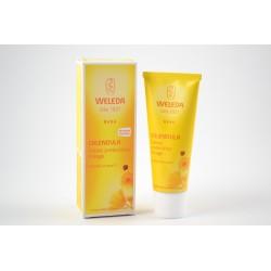 WELEDA Bébé crème protectrice visage au Calendula Tube de 50 ml