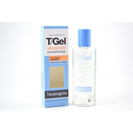NEUTROGEN T GEL Sensitive Shampooing pour cheveux sensible