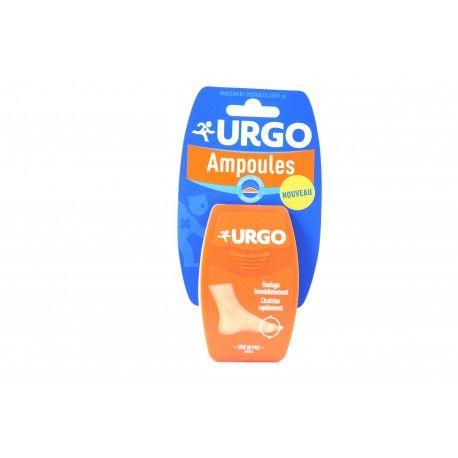 URGO Ampoules Boites de 6 pansements