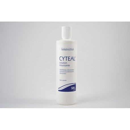 CYTEAL Solution moussante désinfectante Flacon de 500 ml