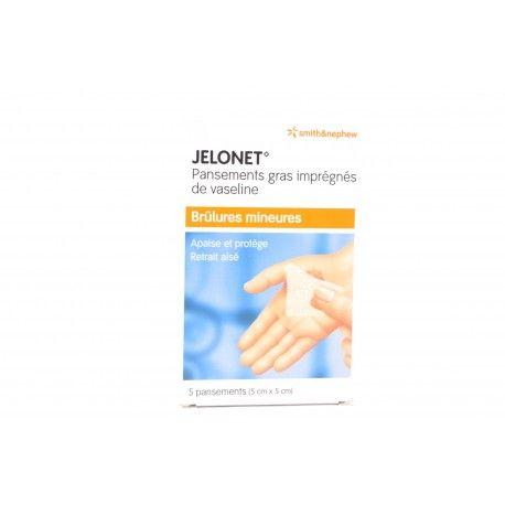JELONET 5 X 5