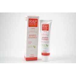 RAP Phyto Crème jambes légères Tube de 100 ml