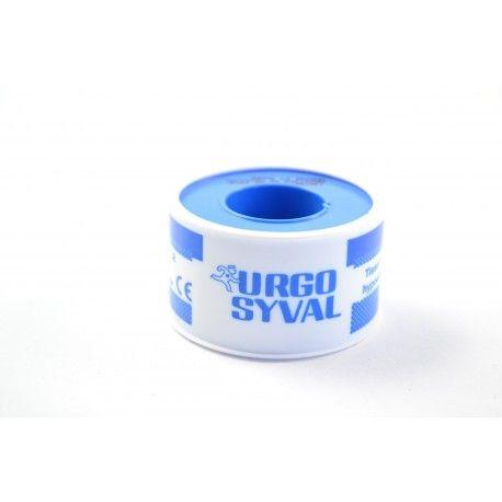 URGO SYVAL Sparadrap tissé rigide aéré 5 m X 2.5 cm
